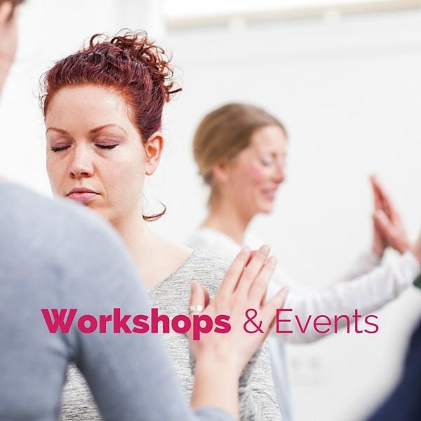 Workshops & Events Jade Plaats