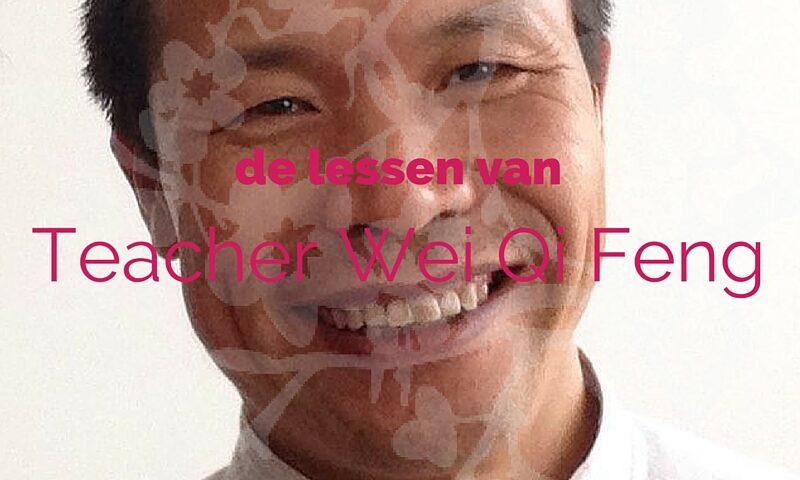 De lessen van Teacher Wei Qi Feng