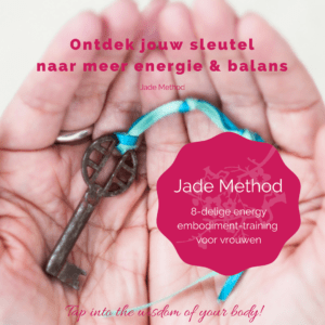 Jade Method Energy Embodiment Training voor vrouwen