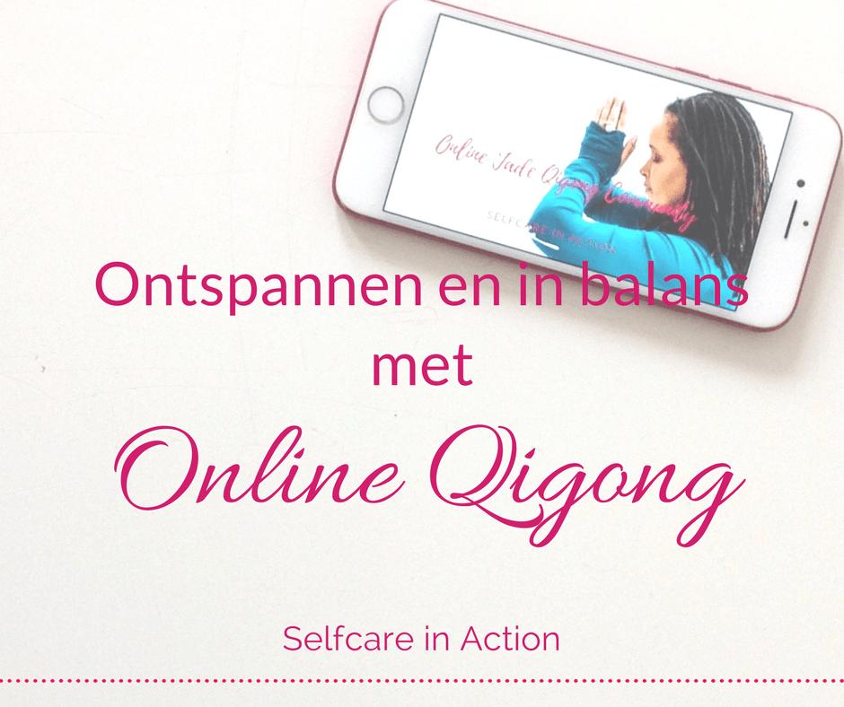 Online Qigonglessen voor vrouwen