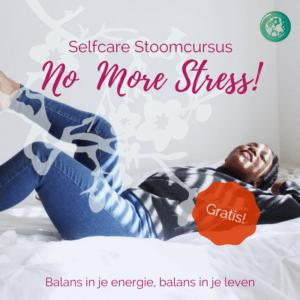Selfcare Stoomcursus No More Stress