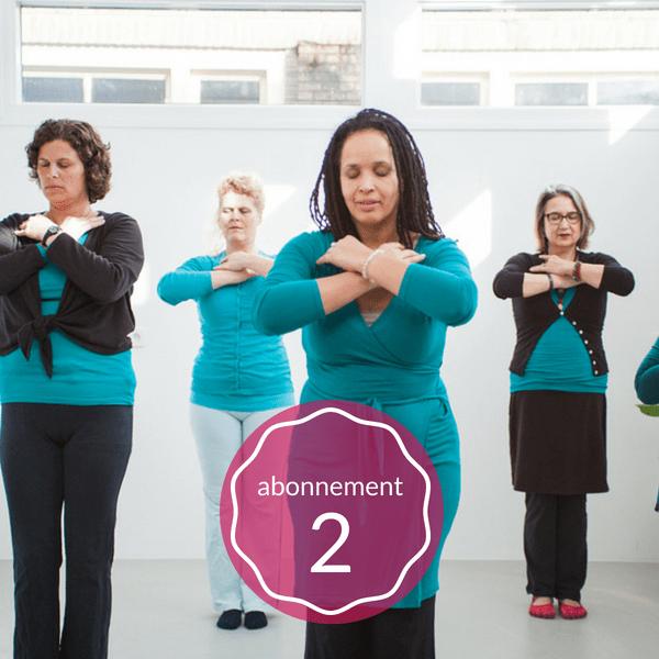 Wekelijkse Qigong - of Bodymindfulness les