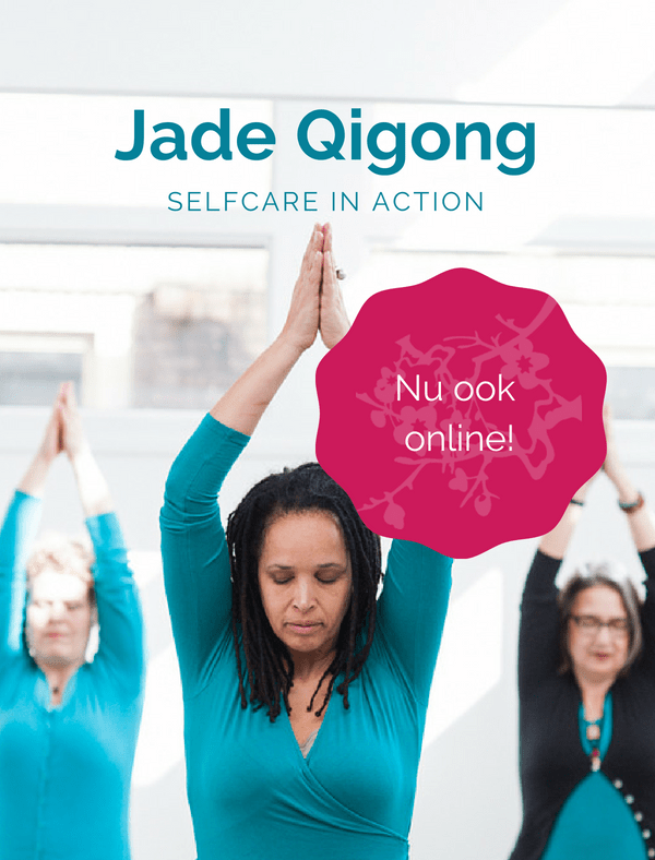 Qigonglessen bij Rosanne van Jade Plaats, nu ook online
