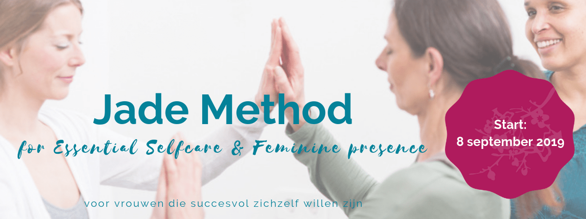 Jade Method for Essential Selfcare & Feminine Presence