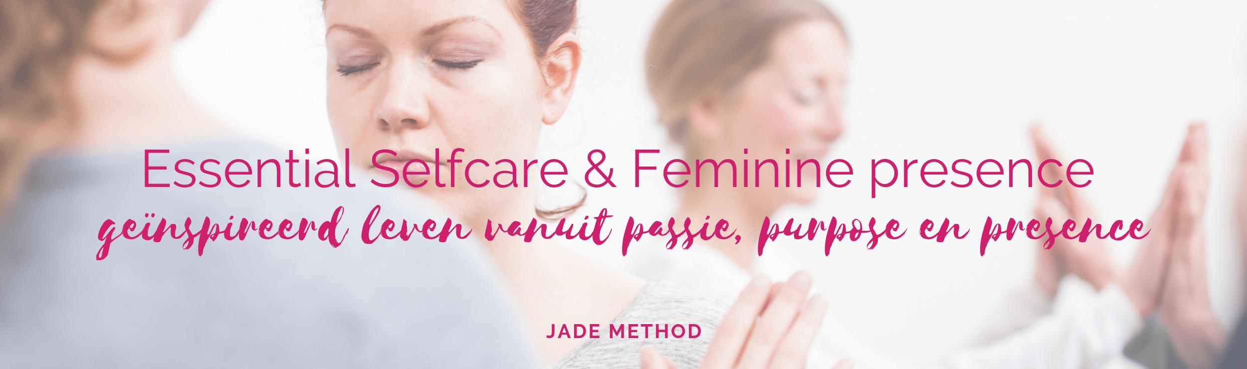 Jade Method training voor vrouwelijk leiderschap